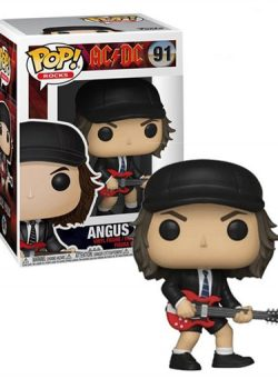 Funko POP! Rocks: Angus Young - AC/DC