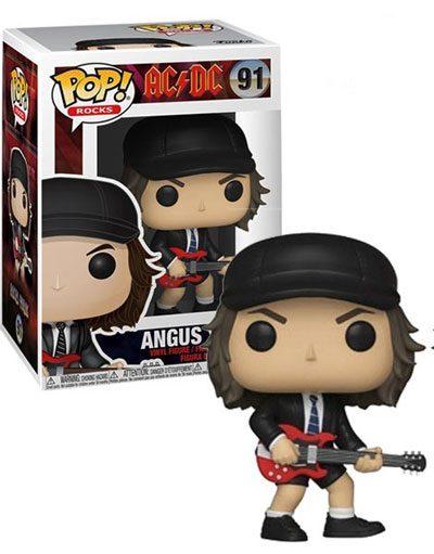 Funko POP! Rocks: Angus Young - AC/DC