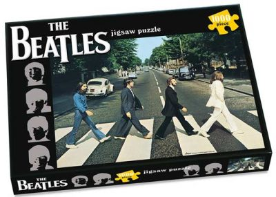 The Beatles - Abbey Road puzzle