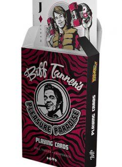 Back to the Future - Biff Tannen igraće karte