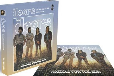 The Doors - WAITING FOR THE SUN puzzle