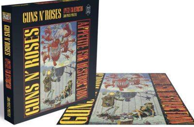 Guns N' Roses – Appetite for Destruction puzzle