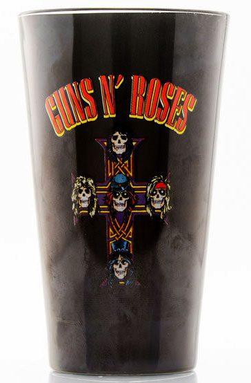 Guns N' Roses čaša