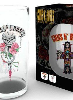 Guns N' Roses - logo čaša