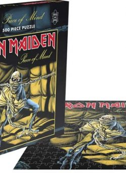 Iron Maiden - PIECE OF MIND Puzzle