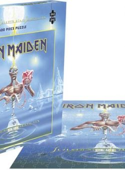 Iron Maiden - SEVENTH SON OF A SEVENTH SON Puzzle