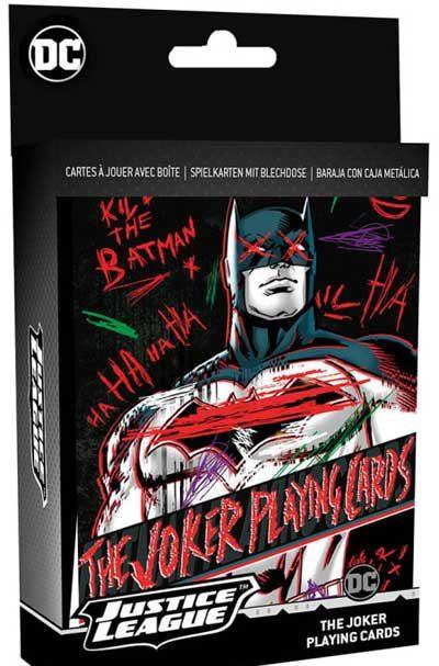 The Joker igraće karte
