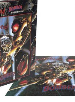 Motorhead - Bomber Puzzle