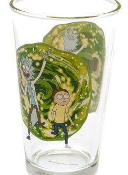 Rick and Morty čaša