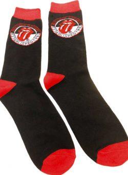 The Rolling Stones - logo čarape