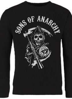Sons of Anarchy - Skull Reaper pulover