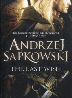 witcher knjiga