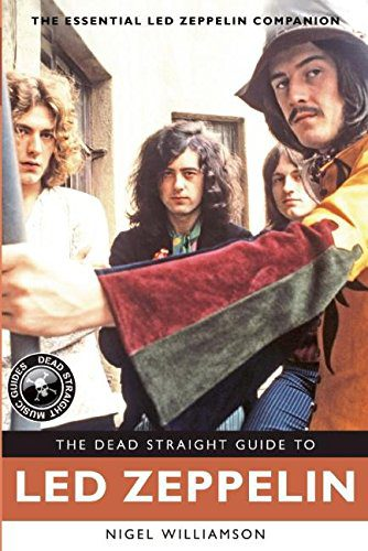 dead straight guide to led zeppelin