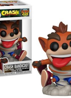 funko crash bandicoot