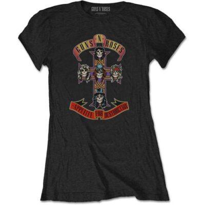guns ženska majica