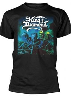 king diamond majica