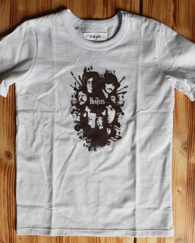 beatles dječja majica