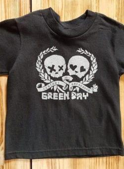 green day dječja majica