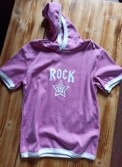 rock star dječja majica