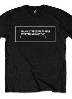 manic street preachers majica