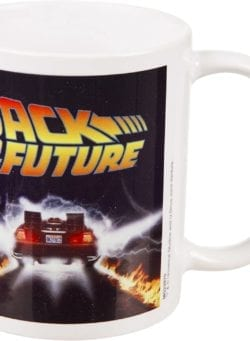 back to the future šalica