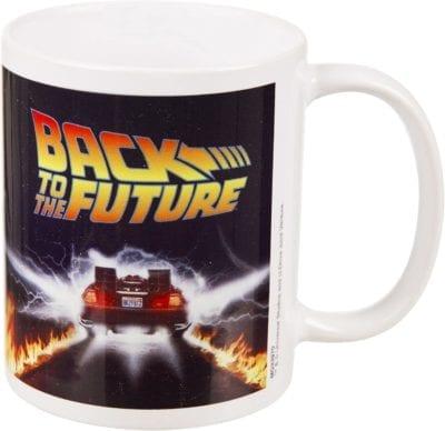 back to the future šalica