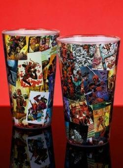 deadpool čaša