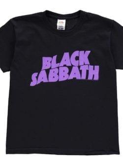 black sabbath dječja majica