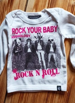 rock your baby djecja majica