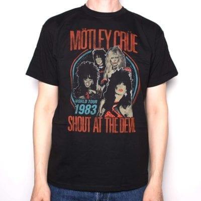 motley crue majica