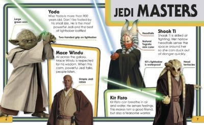 amazing star wars book