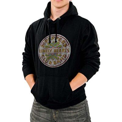 beatles hoodie