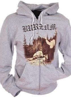 burzum zip hoodie