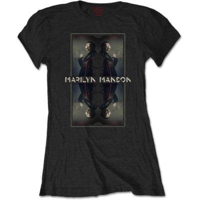 marilyn manson ženska majica