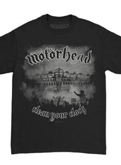 motorhead clean your clock