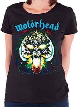 motorhead ženska majica