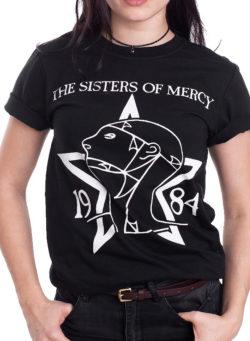 sisters of mercy ženska majica