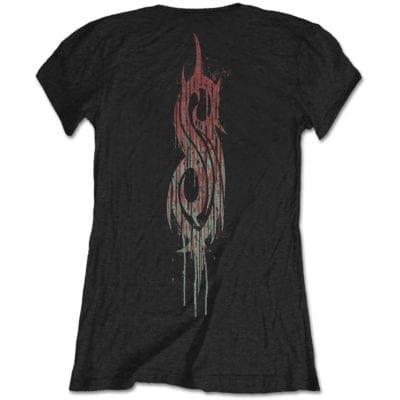 slipknot ženska majica