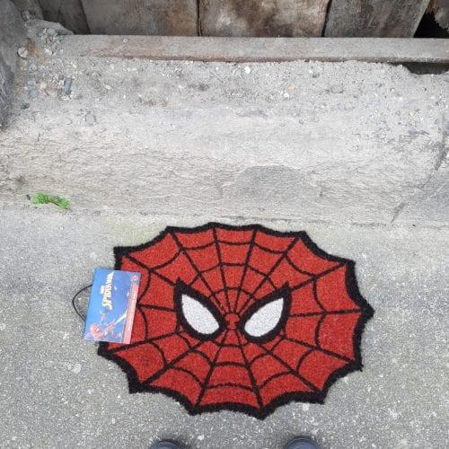 spiderman otirač