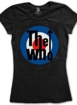 who ženska majica