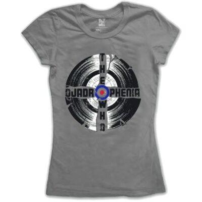 who quadrophenia ženska majica