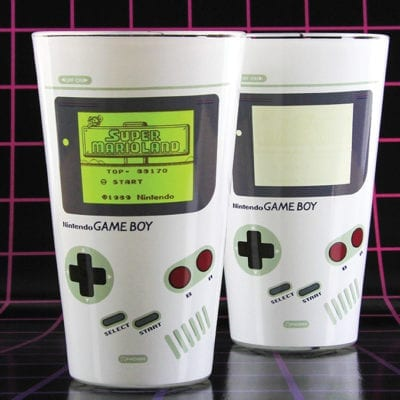 game boy čaša