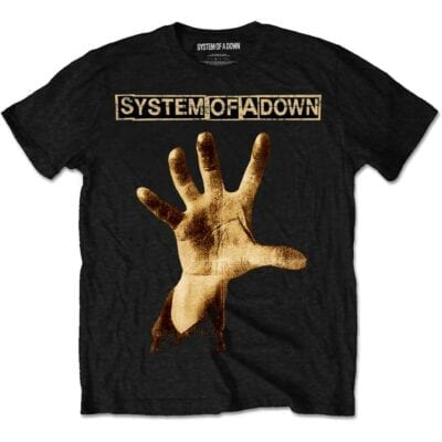 system of a down majica