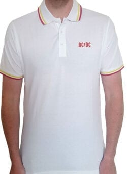 ac/dc logo majica