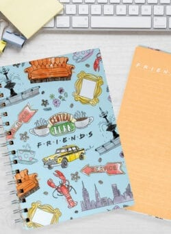 friends central perk notes
