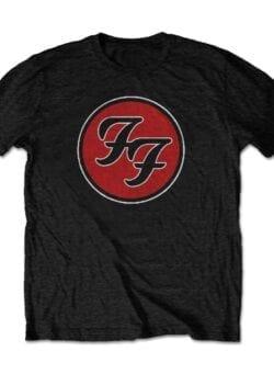 foo fighters logo majica