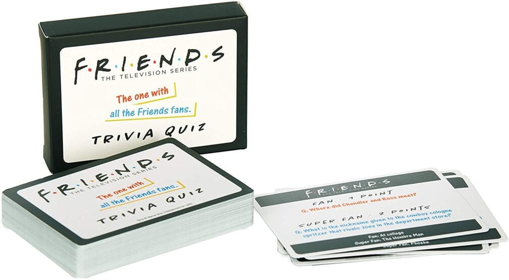 friends trivia 2nd edition