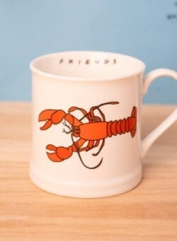 friends lobster šalica