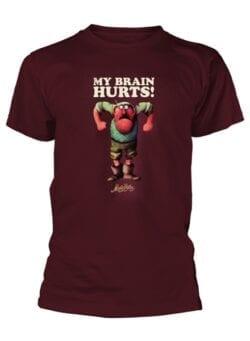 monty python my brain hurts majica