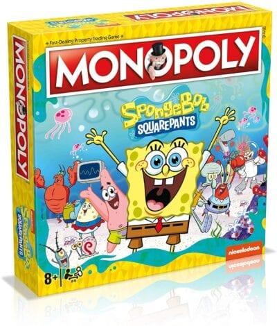 spužva bob skockani monopoly